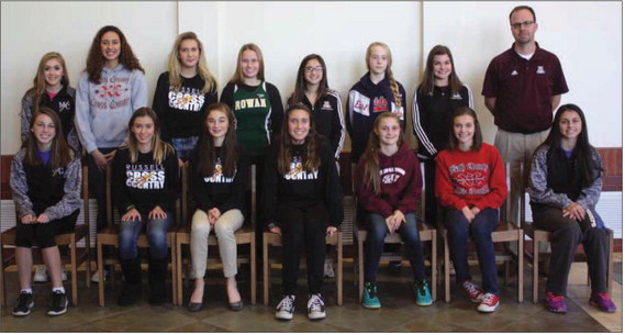 ADI All Area Girls Cross Country