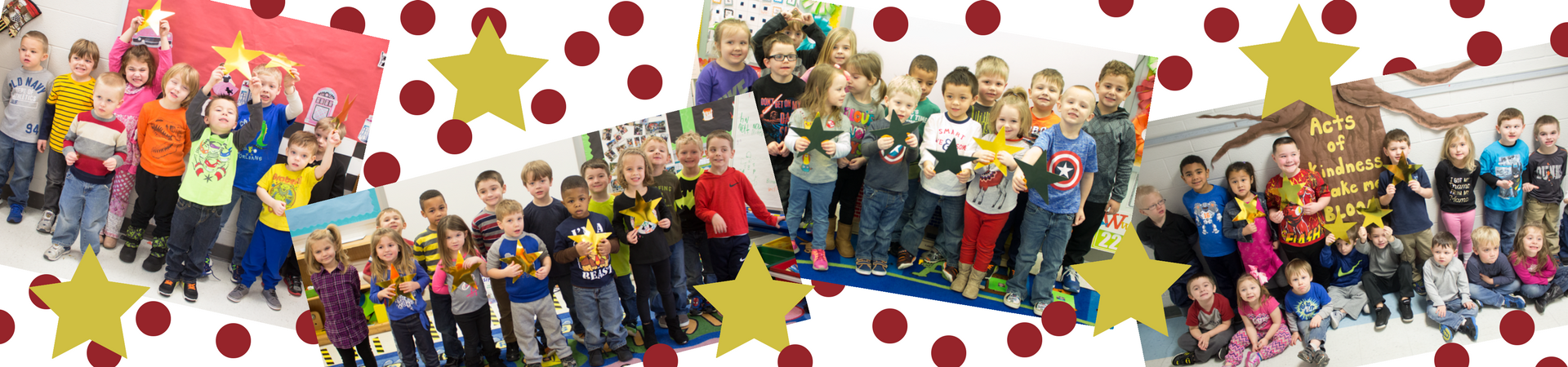 Russell Preschool is a 5 STAR TOP QUALITY recognized program!