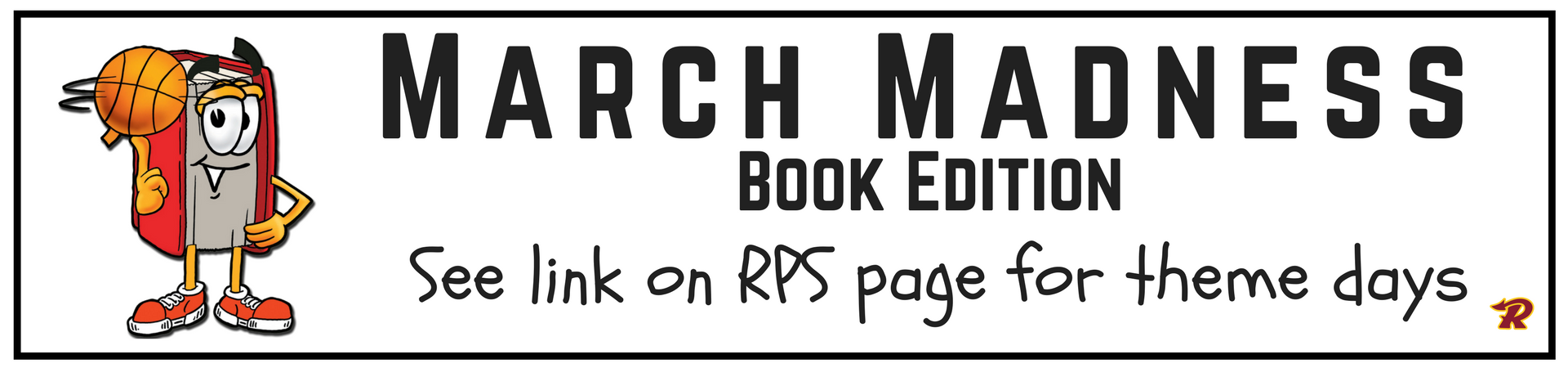March Madness Book Edition