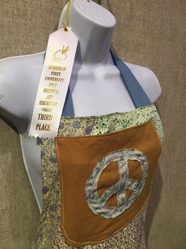 Third Place: Josey Owens - Clothing Design