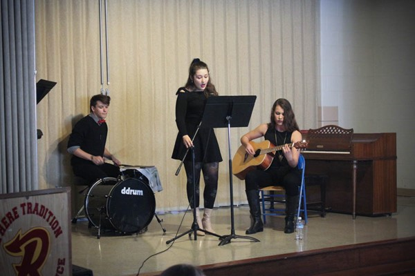 RHS Literary Society's Coffee House