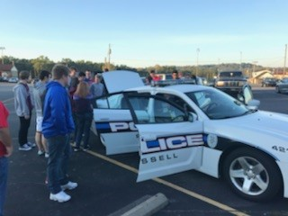 Police Week - Oct 16-20, 2017 - at RHS
