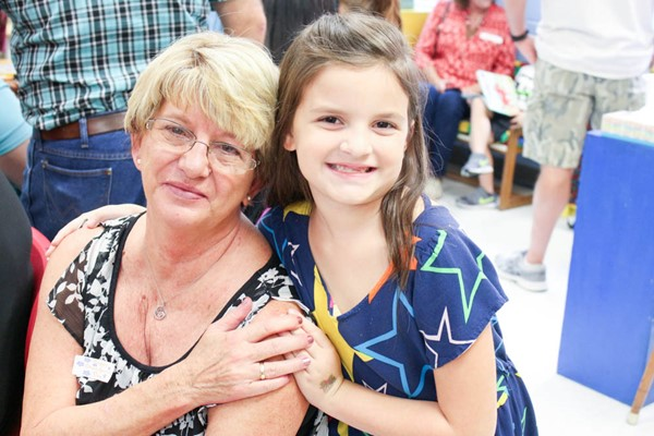 Grandparent's Day Celebration - Sept 15, 2017